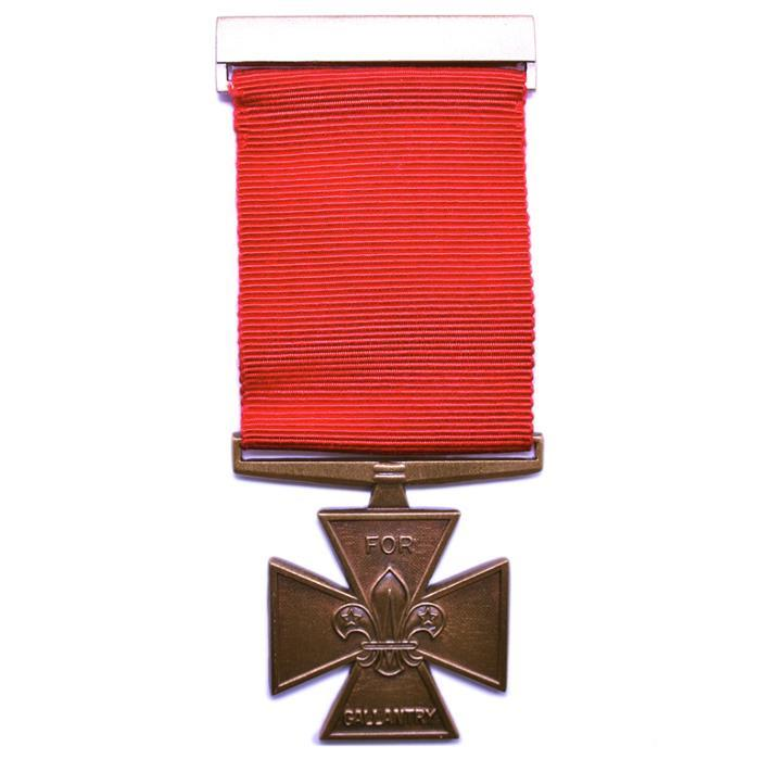 The Bronze Cross